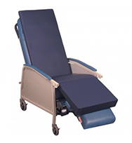 Alternating Pressure Recliner Overlays Gel Recliner