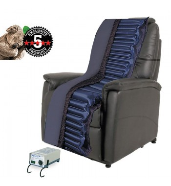 Alternating Pressure Recliner Overlay Fits Lazy Boy And
