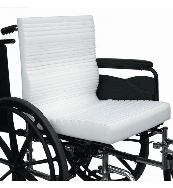 Amara one piece seat & back wheelchair cushion