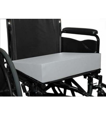 anti thrust wedge wheelchair cushion