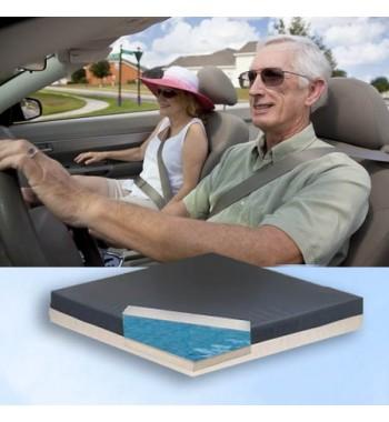 Gel Pro Elite Fluidized Gel Car Cushion