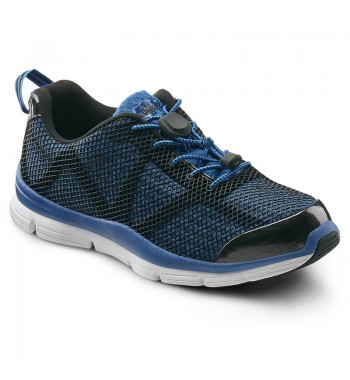 dr comfort jason mens athletic shoe