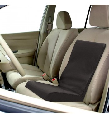 Amara one piece seat & back car cushion