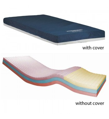 therapeutic foam mattress prevent pro