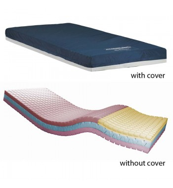 therapeutic foam mattress prevent suspension
