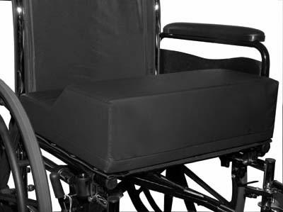 Anti Thrust Wheelchair Cushion Positioning Safety