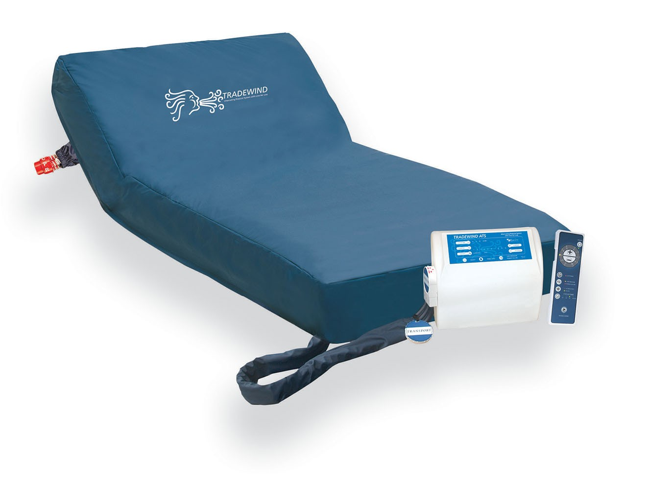 Alternating Air Mattress Low Air Loss With Remote Control