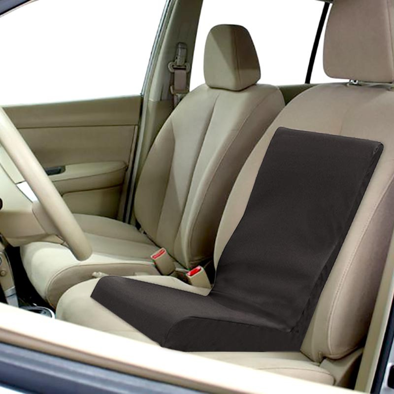 ONE PIECE CAR SEAT BACK CUSHION Seat Lumbar Support