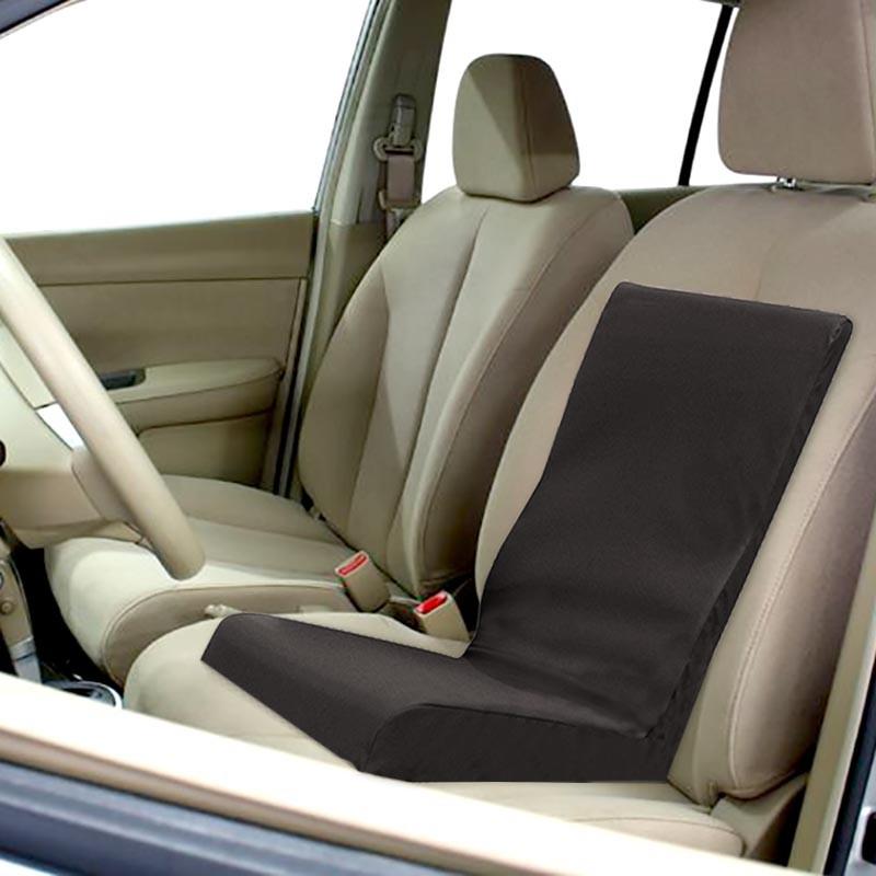 Amara One Piece Foam Car Seat  Back Cushion  Comforts Best