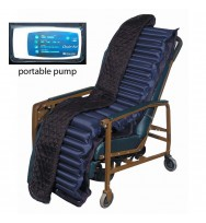 GERI-CHAIR RECLINER OVERLAYAlternating Air / Portable Pump
