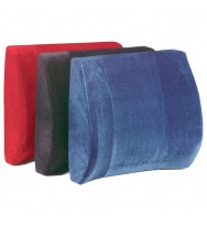 MEMORY FOAMLUMBAR CUSHIONS For Office, Car or Travel