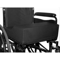 anti thrust wheelchair cushion