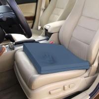 Viscotec memory foam car seat cushion