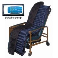 alternating pressure recliner mattress