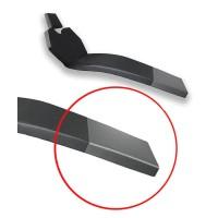 dental chair clear heel protector