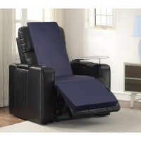 Gel recliner overlay for home recliner