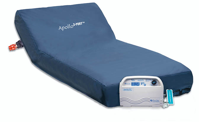 apollo 3 port alternating pressure mattress operating manual